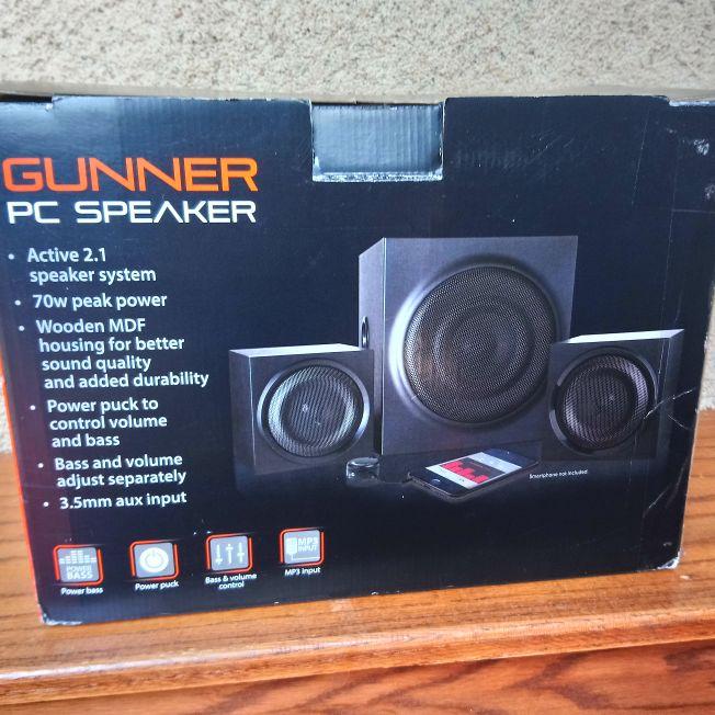 Gunner PC Speaker