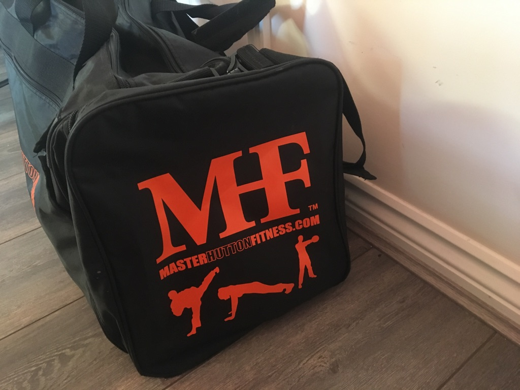 Master Hutton Fitness Bag (Large)