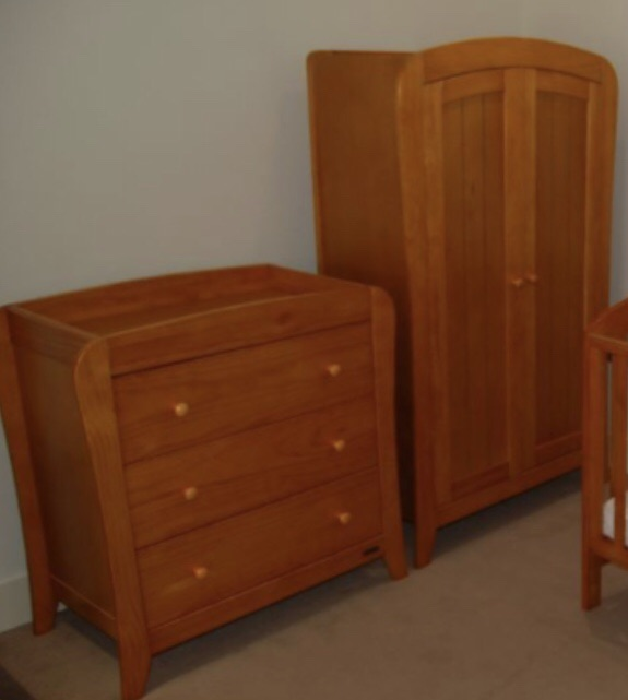Mamas & Papas bedroom furniture