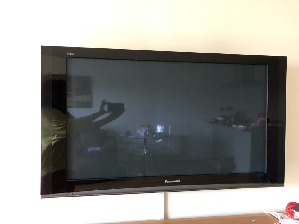 Panasonic 42 inch plasma TV