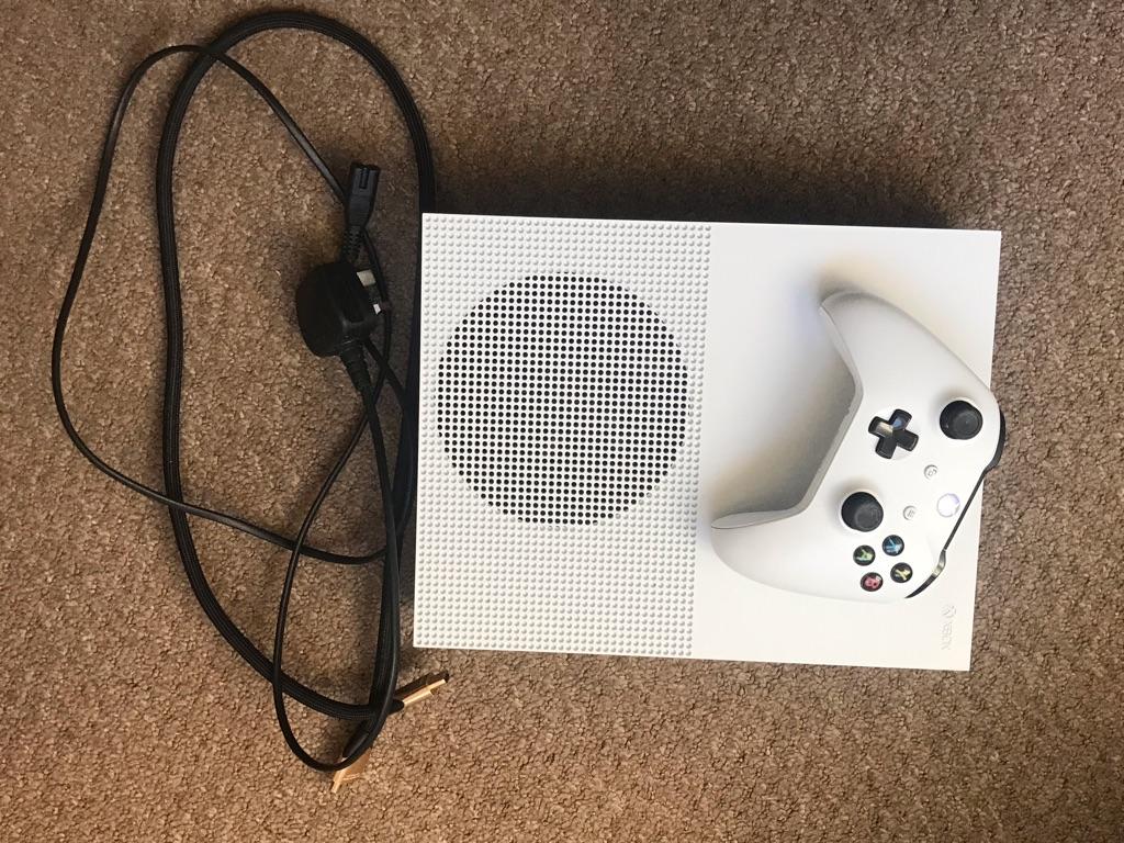 Xbox one s 1GB white