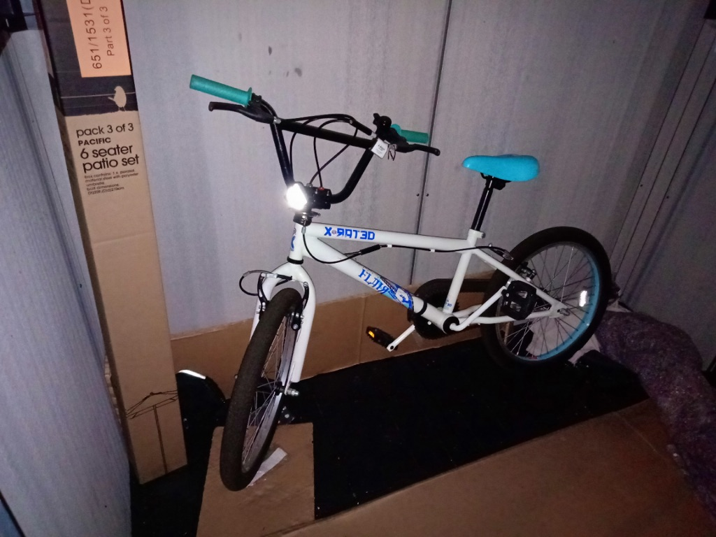 Kids BMX Bicycle in very good condition