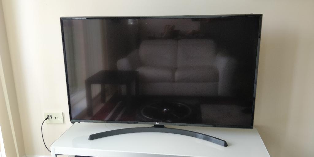 "49"" LG 4k TV"