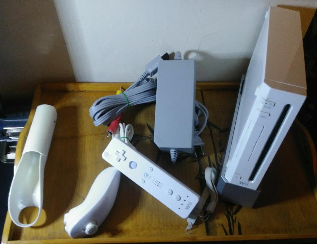 Great Nintendo Wii Bundle !!!