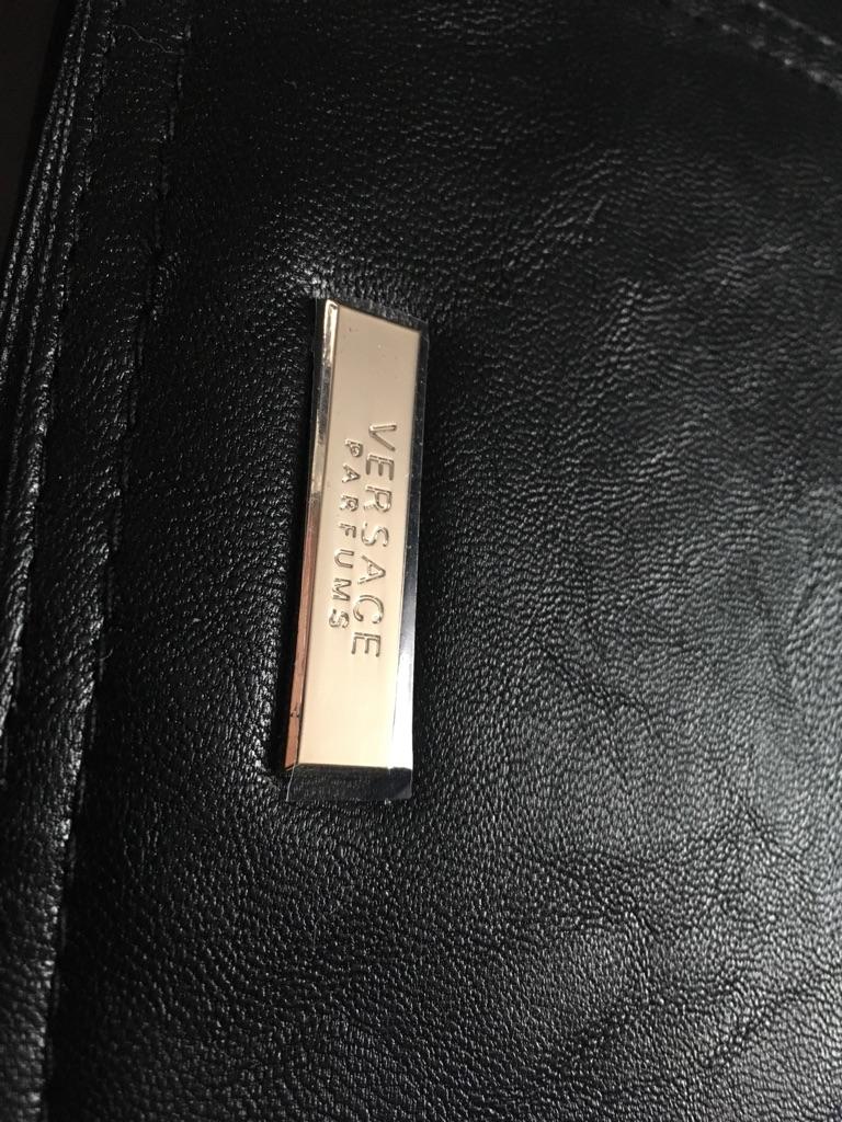 Versace Designer Clutch Bag