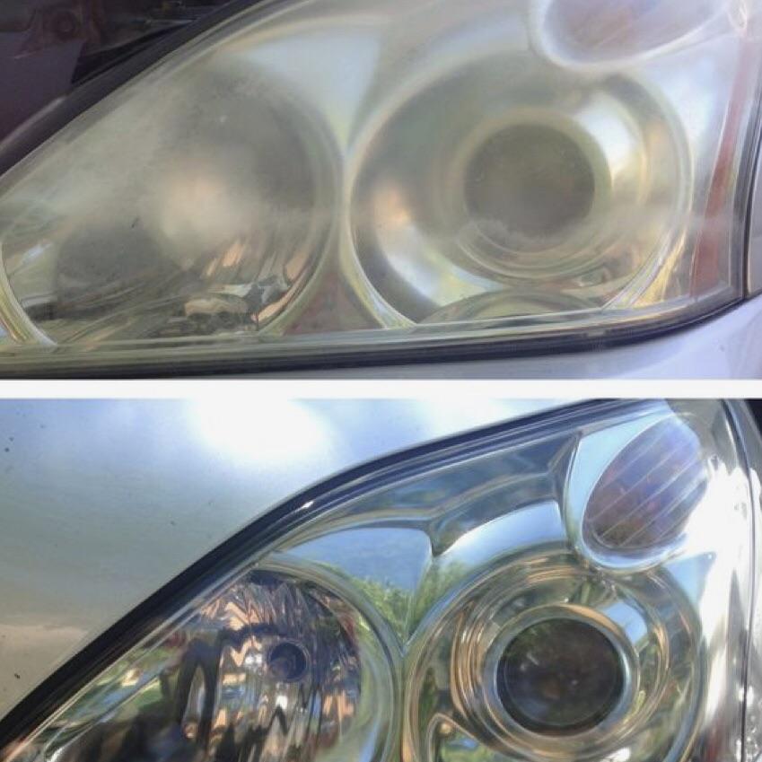 Car / Van Headlight Restoration Service