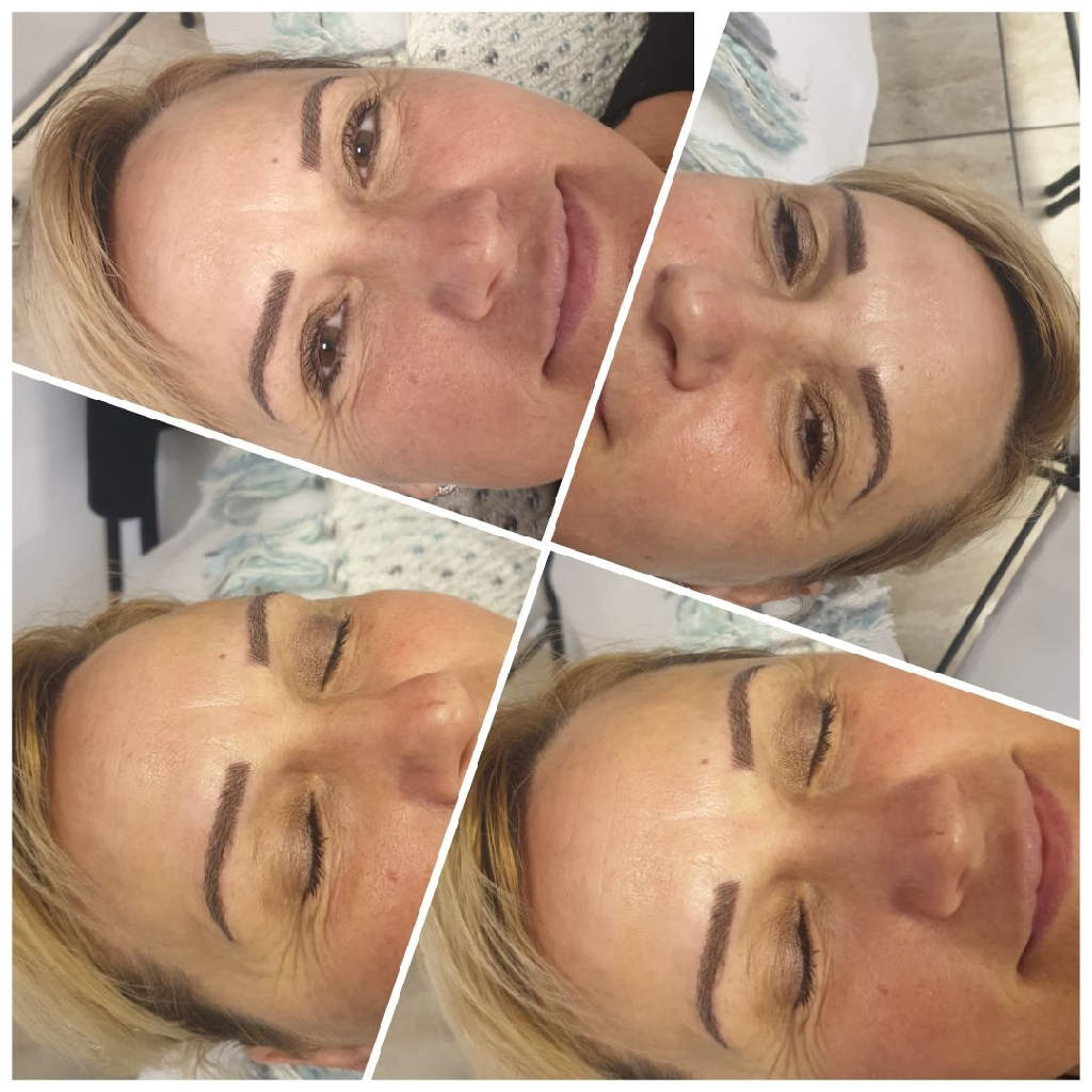 Microblading Eyebrows , eyelash extensions , lvl lash lift , cc brow henna ,dy4 7ar
