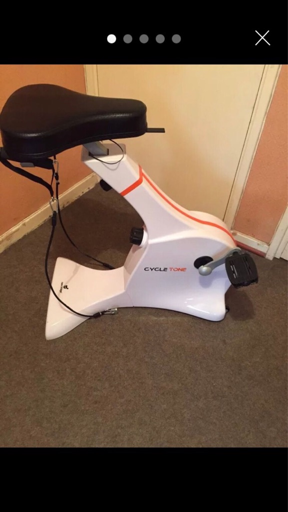 Cycle Tone Exercise Bike