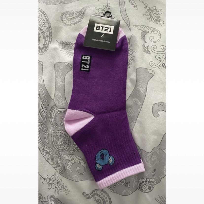 BT21 BTS Koya socks
