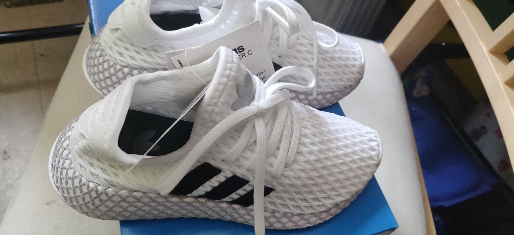 Brand New baby Adidas shoes