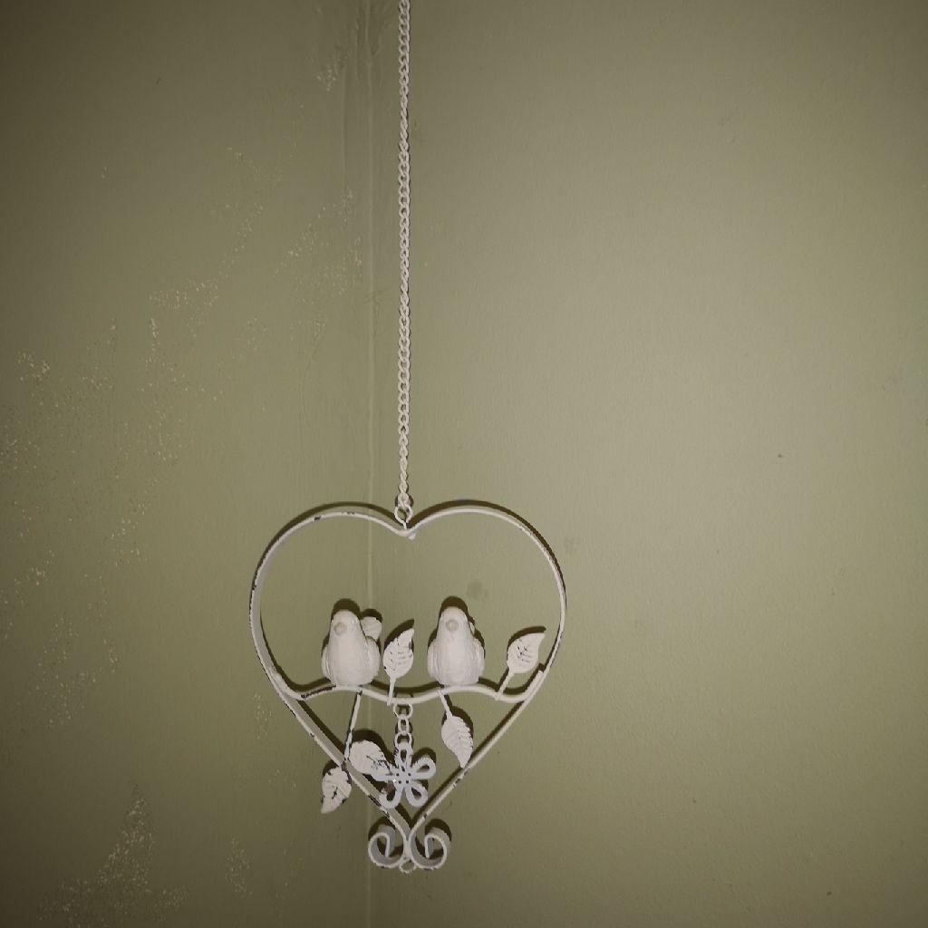 Hanging Ornament lovebirds