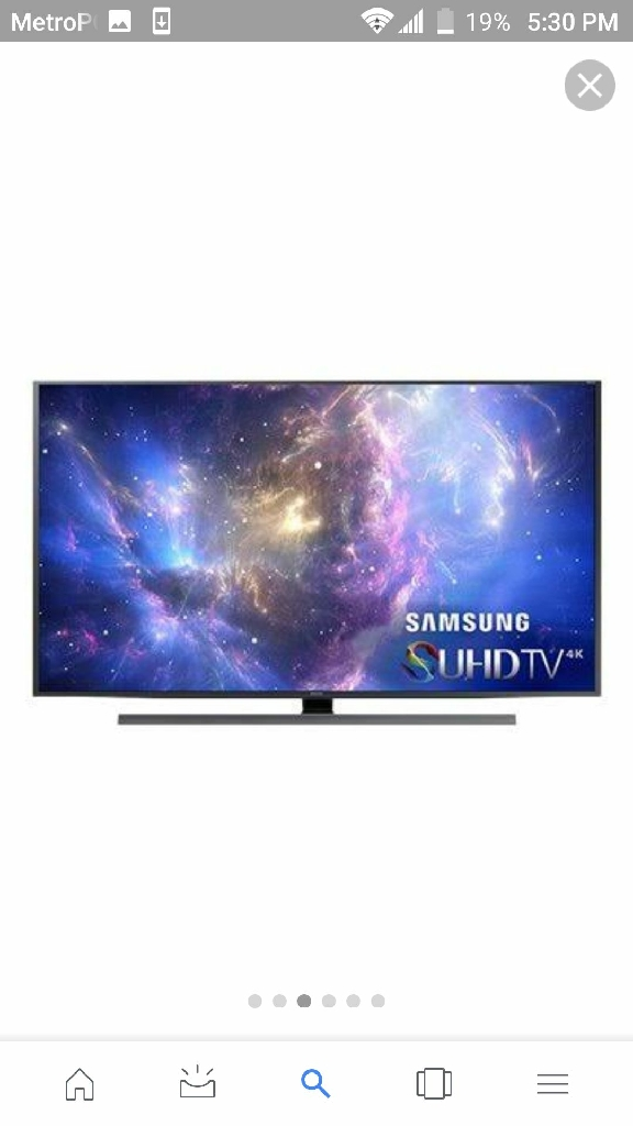 65 inch Samsung 3D ultra Hd Tv