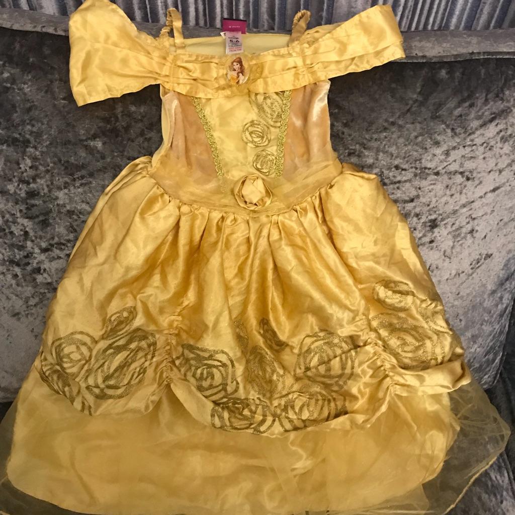 Belle fancy dress ( beauty n beast)