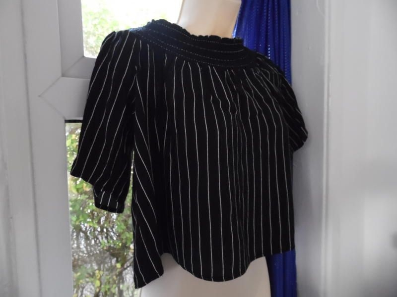 Pull & Bear black and white top