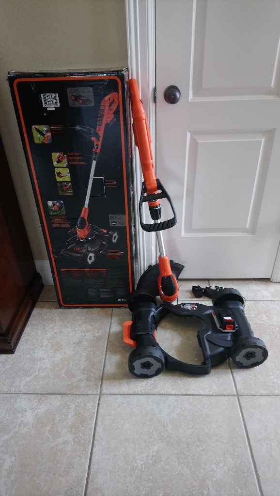 Black +Decker Mower/ Trimmer