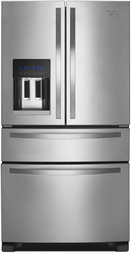"Whirlpool 36"" French Door Refrigerator"