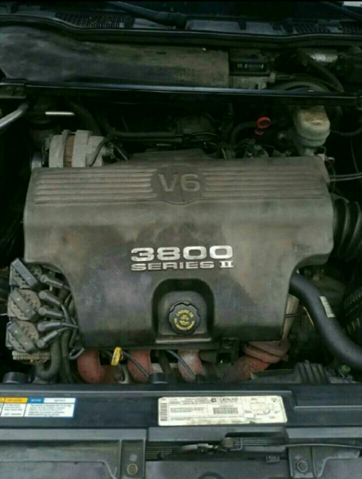 1998 Pontiac Bonneville SSE