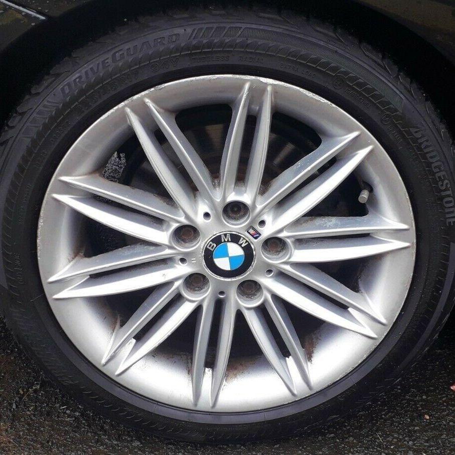 2012 BMW 1 SERIES 118d M SPORT