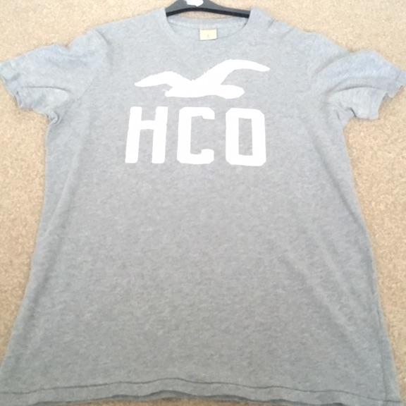 Hollister Mens Tshirt