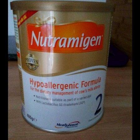 Nutramigen stage 2