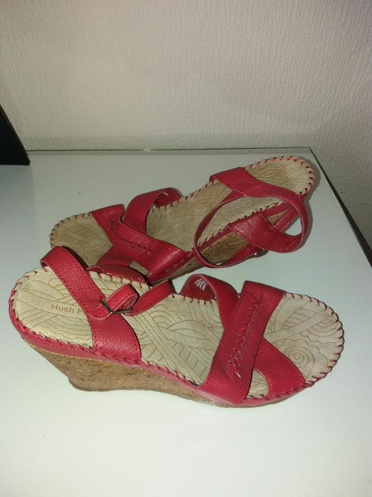Hush puppy sandals