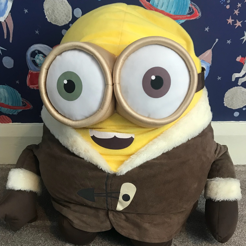 Minion Large teddy