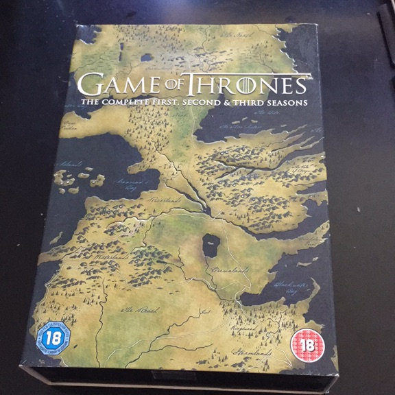 Game of Thrones Box Set Season 1-3
