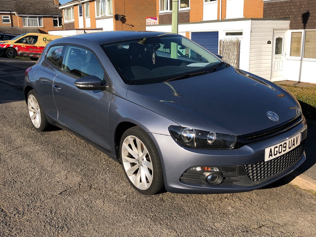 Gun metal Grey- VW scirocco