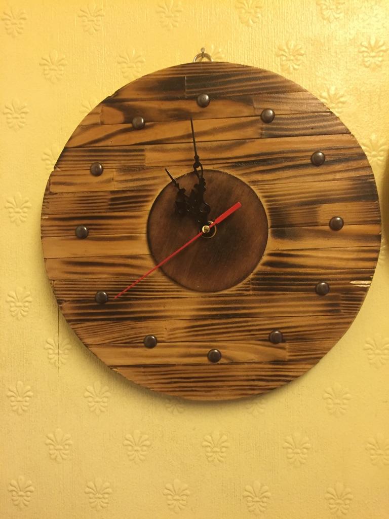 Handmade clocks ,