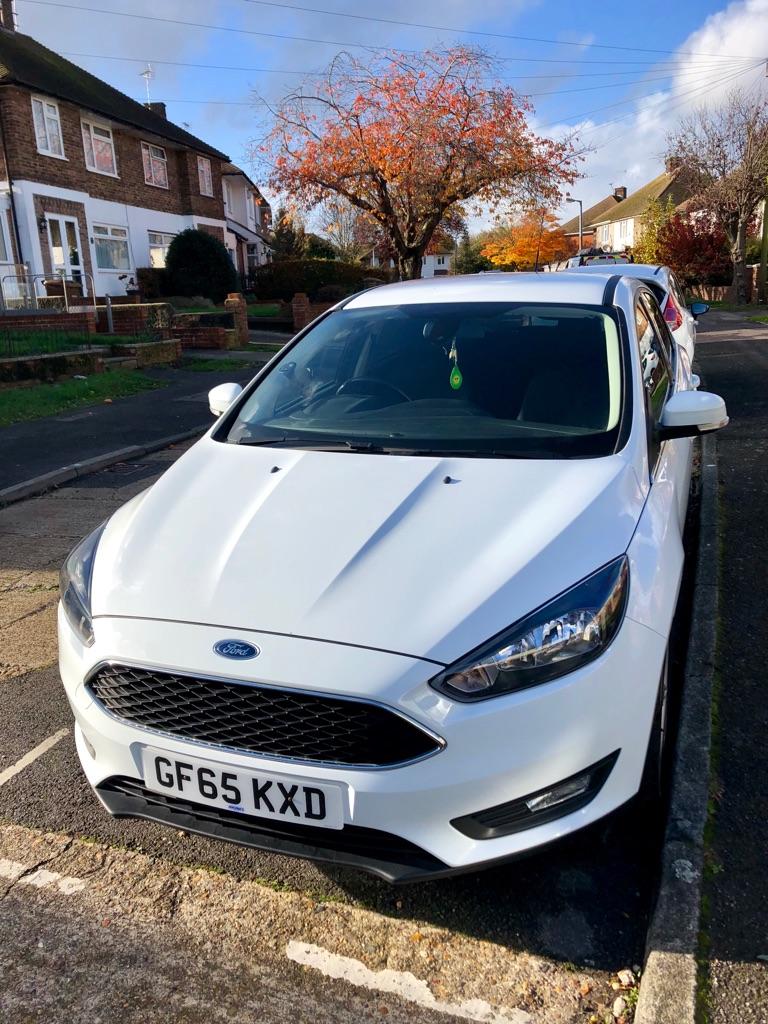 Ford Focus Zetec Ecoboost 2015