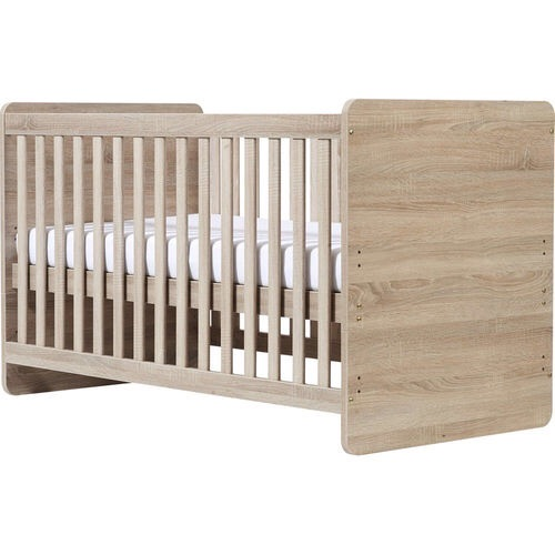 New born to toddler cot bed