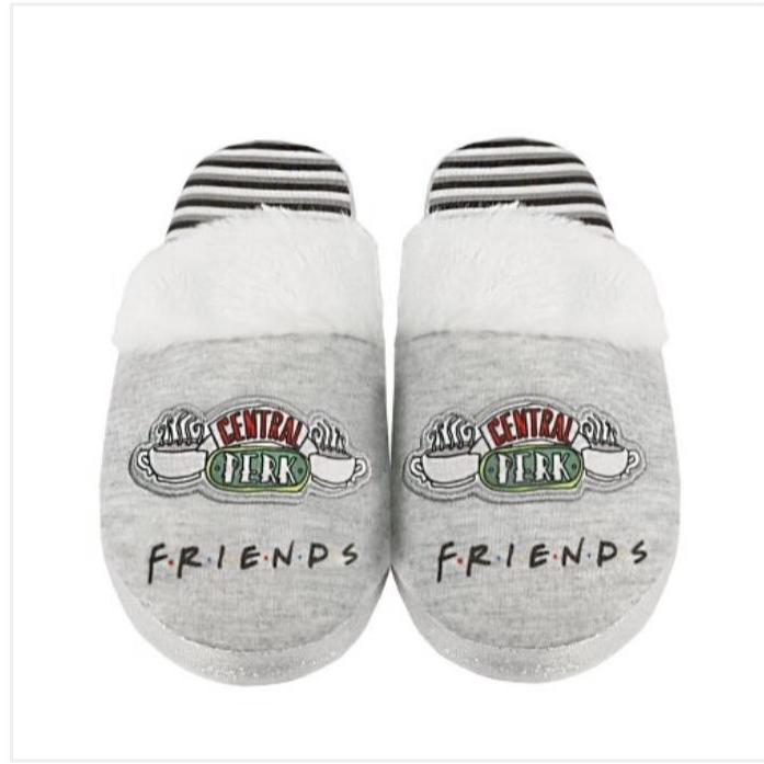 FRIENDS ~ CENTRAL PERK SLIPPERS