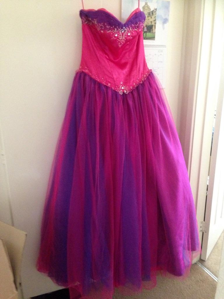 Pink Bridesmaid/prom dress