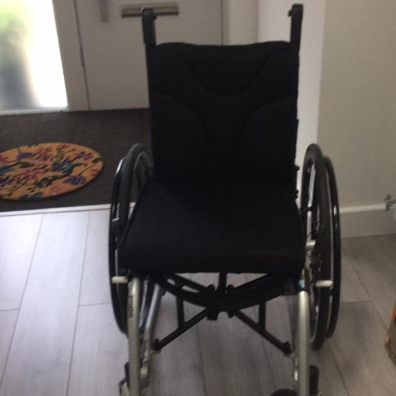 EXEL child's wheelchair