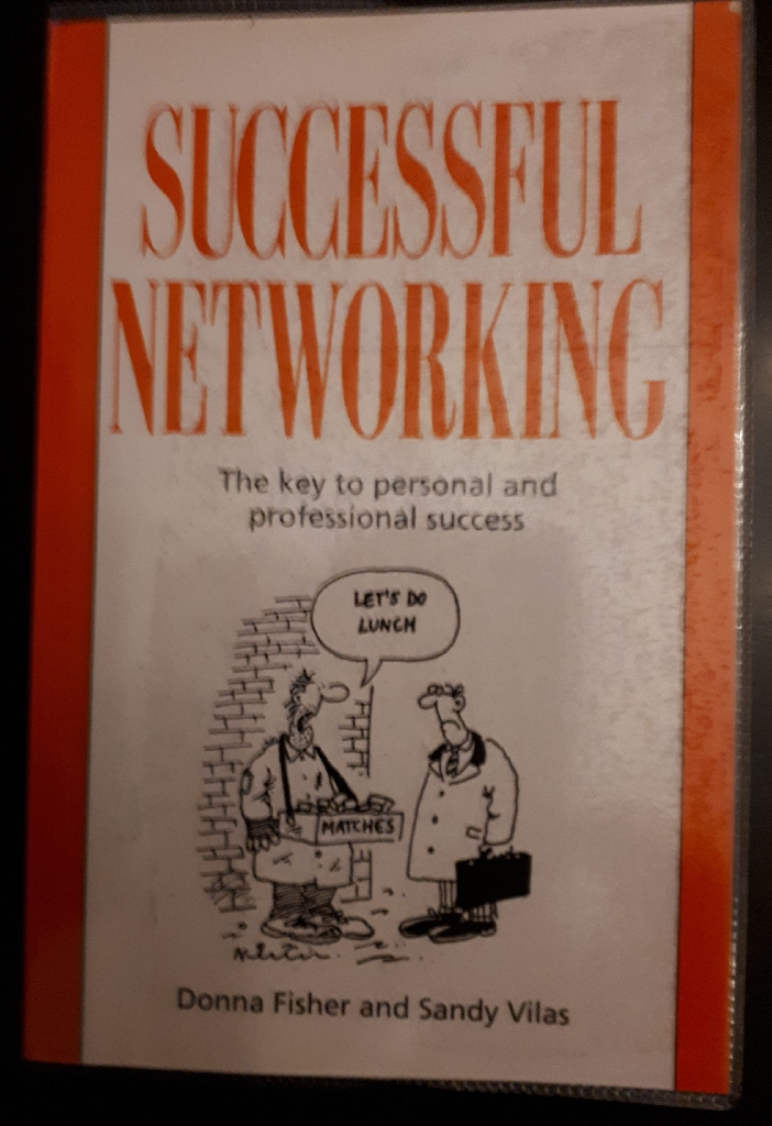 Networking books.