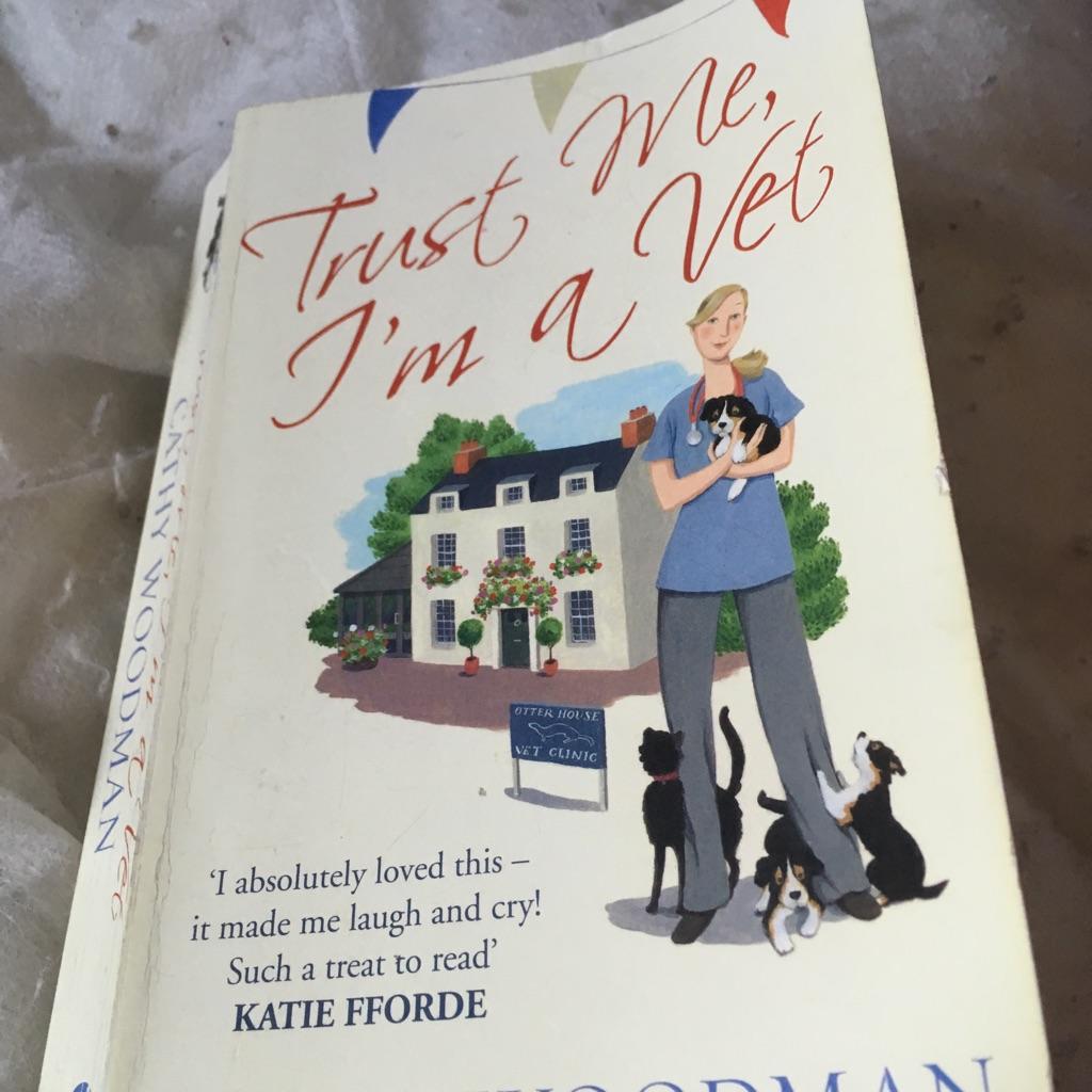 Trust me a vet book