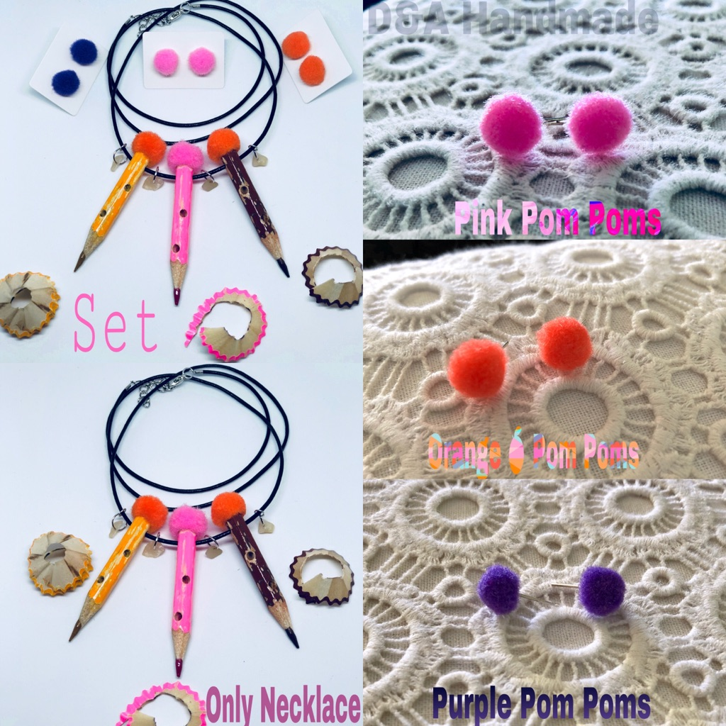 Unique Design Colour Madness Jewellery Set