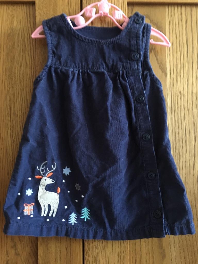 Baby girl dresses 3-6 months