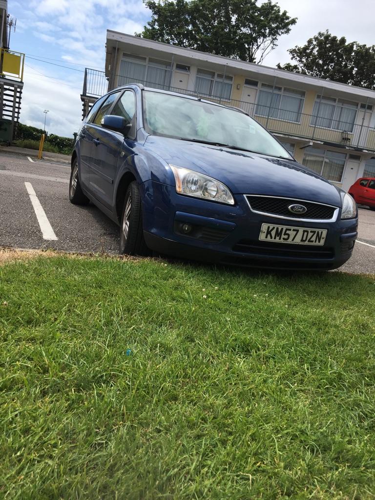 Ford Focus tdci estate
