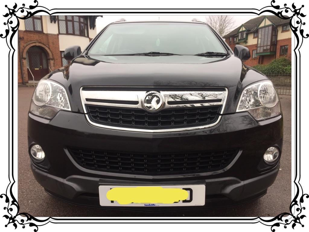 Vauxhall Antara 2.2 cdti