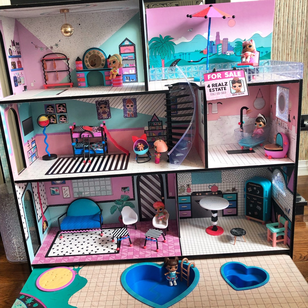 Lol doll house
