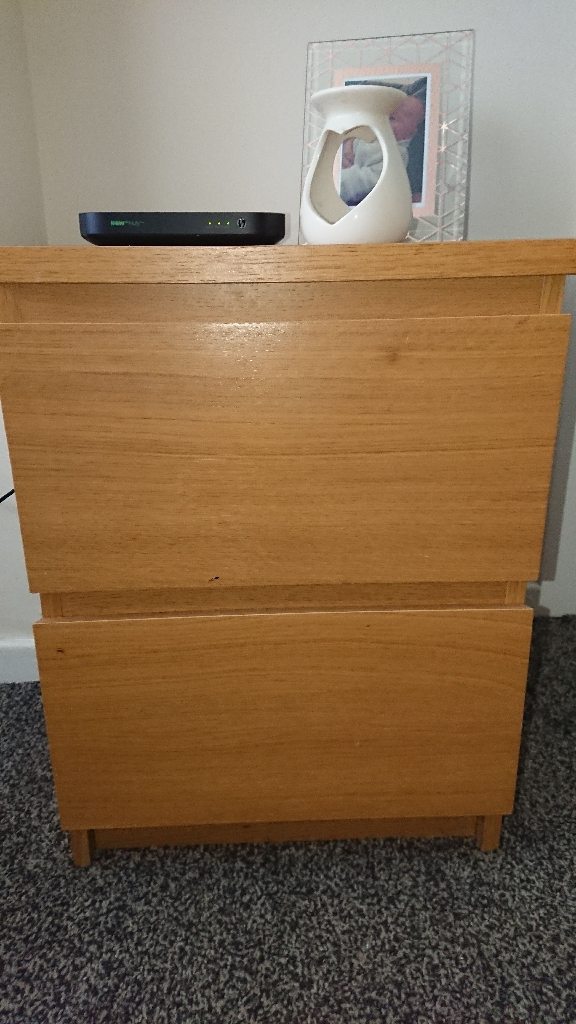 Tv unit and drawers