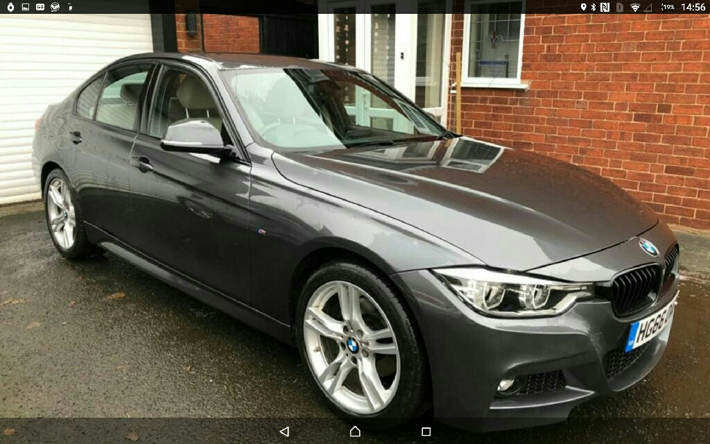 2017 BMW 3 Series 2.0 320d M Sport BluePerformance