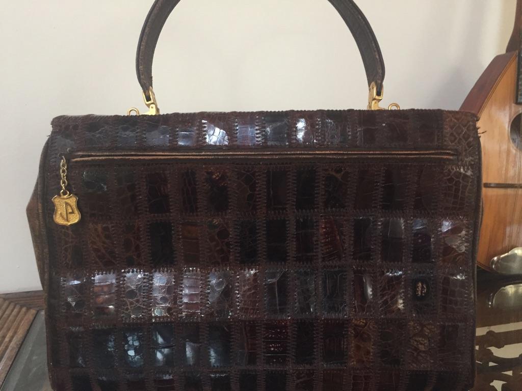 Vintage designer handbag