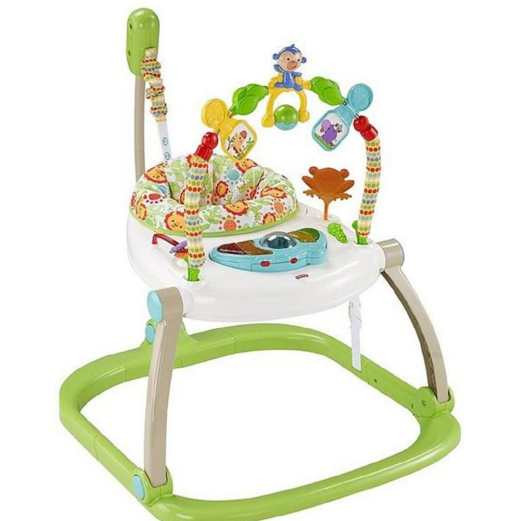 Fisher Price rainforest activity centre