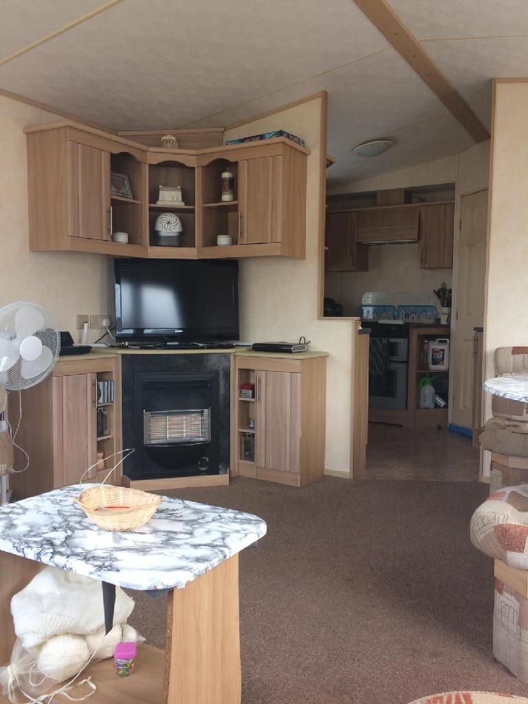 3 bedroom mobile home static caravan