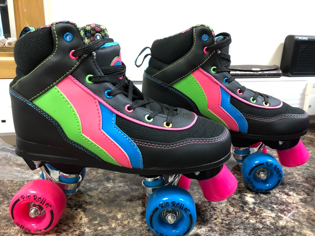 Rio Size5 Roller Boots