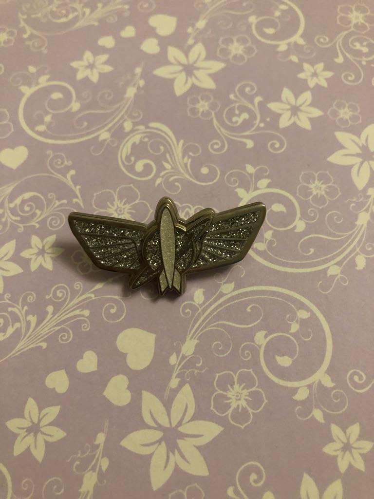 Star command Disney pin