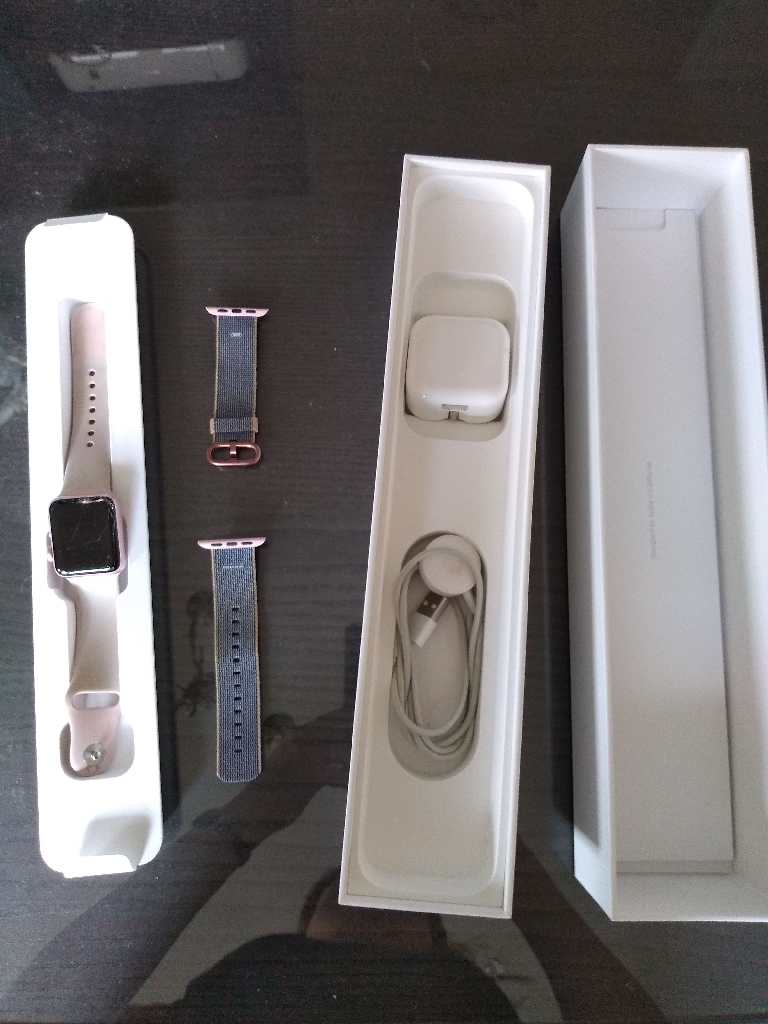 Apple iwatch series 2 38mm