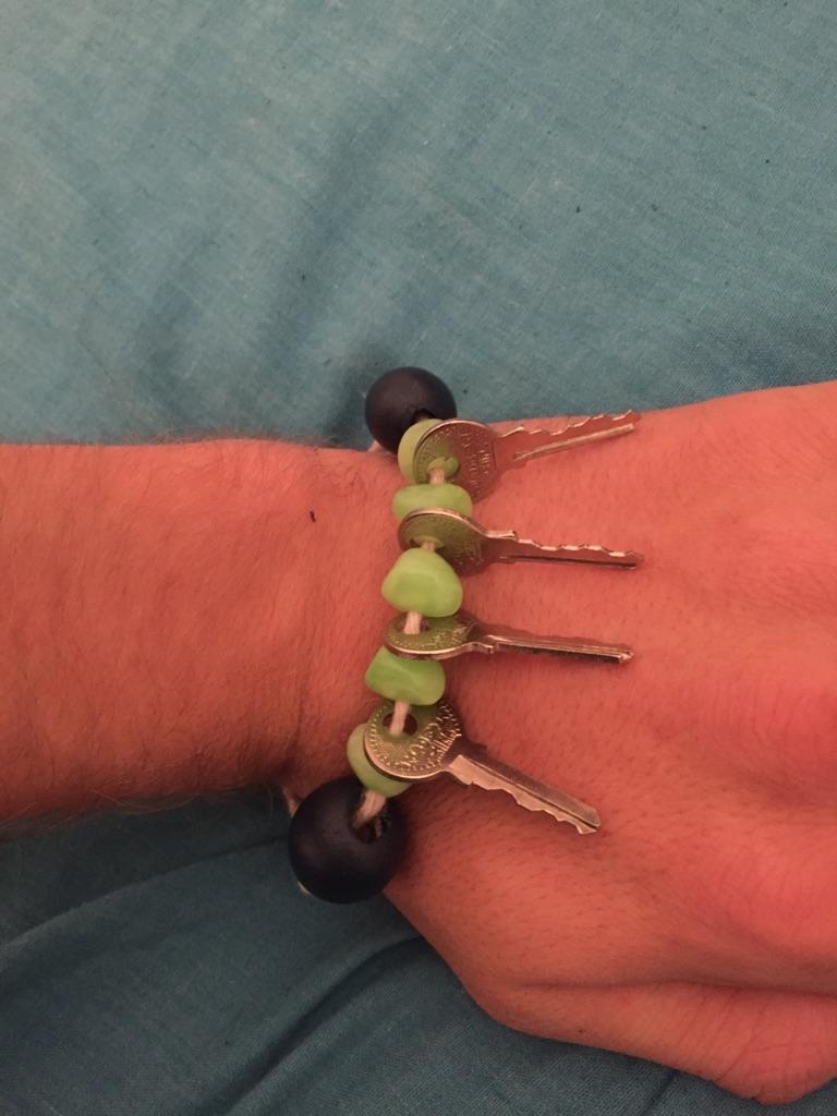 Keys of life bracelet NOT FREE